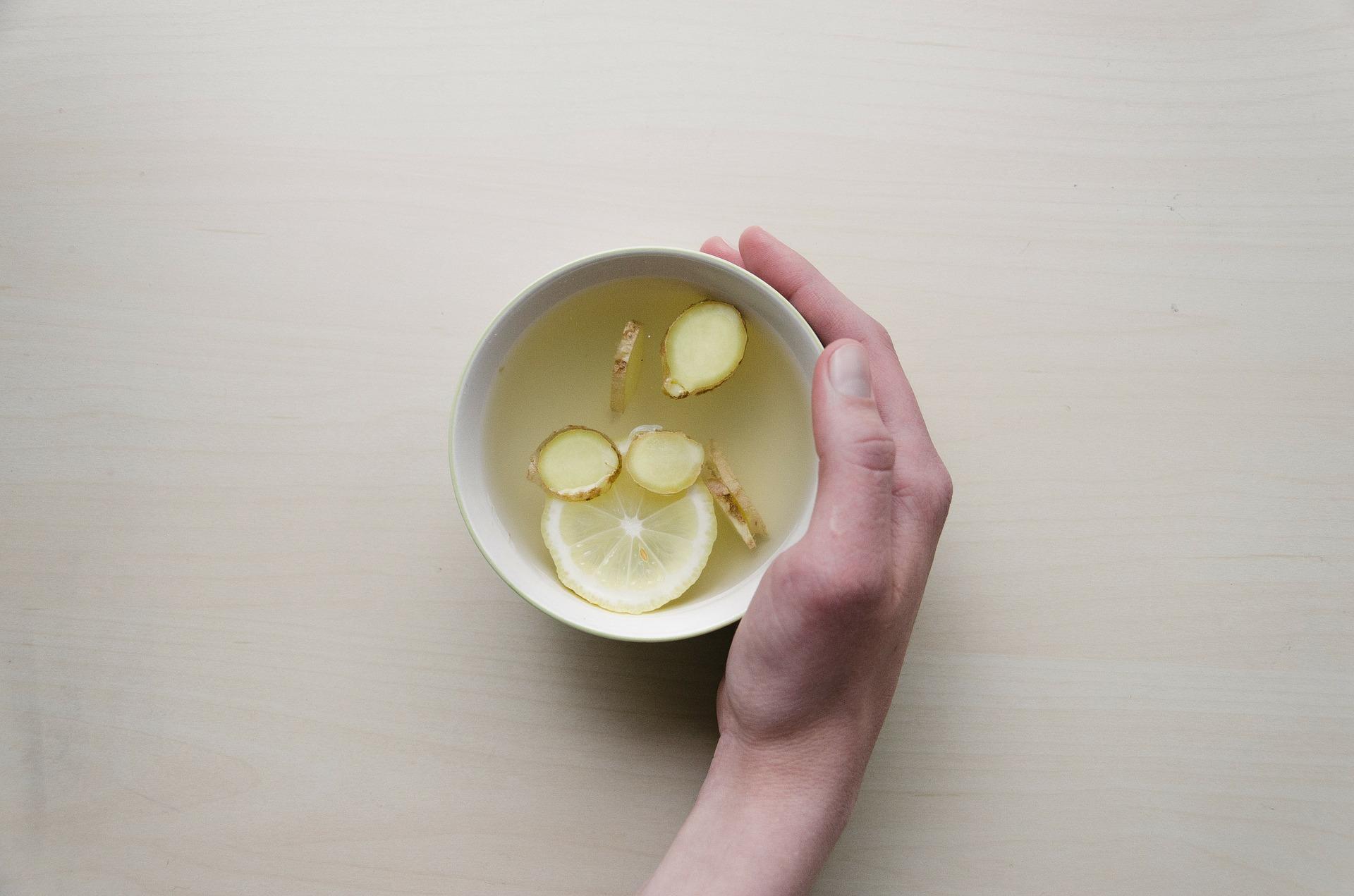 lemon tea jill drew blog